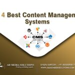Top 4 content management systems