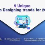 9 Unique Web Designing Trends For 2021
